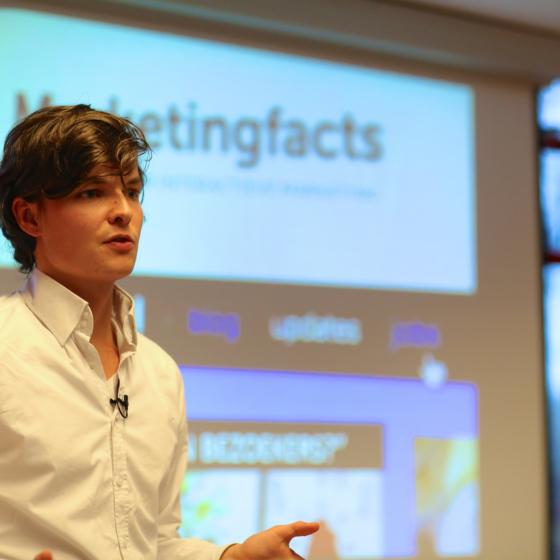 Marketingfacts Updates video & foto's