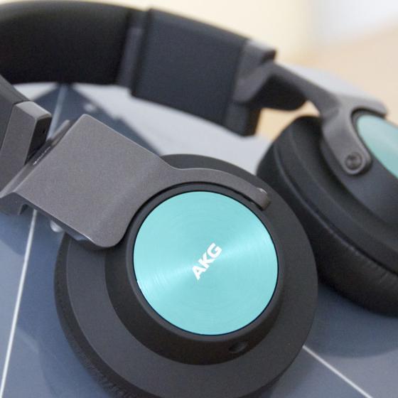 Een review van de AKG K545 headphone