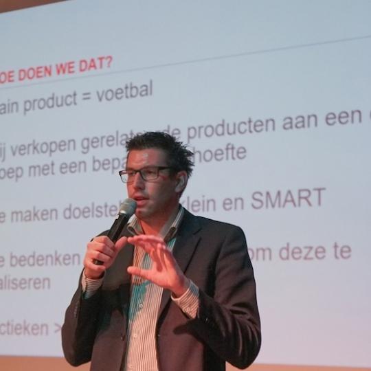 Datagedreven marketing bij FC Twente