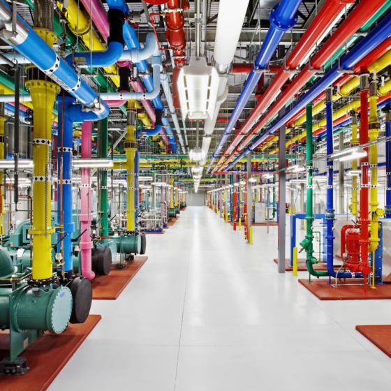 Google's strategy: data & platforms